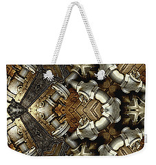Pipe Dreams Weekender Tote Bag