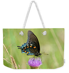 Pipevine Swallowtail Butterfly 2 Weekender Tote Bag