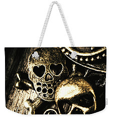 Weekender Tote Bag featuring the photograph Pirate Treasure by Jorgo Photography - Wall Art Gallery