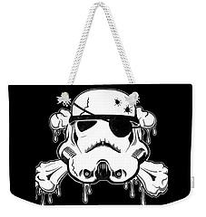 Pirate Trooper Weekender Tote Bag