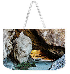 Pirate's Cave Weekender Tote Bag