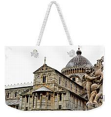 Pisa Cherubs Weekender Tote Bag