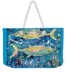 Pisces Weekender Tote Bag