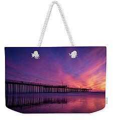 Pismo's Palette Weekender Tote Bag