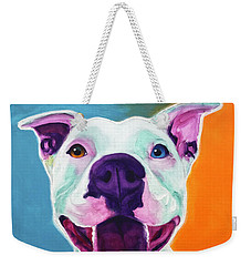 Pit Bull - Angel Weekender Tote Bag