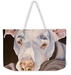 Pit Bull Lover Weekender Tote Bag