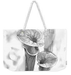 Pitcher Plant Weekender Tote Bag