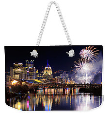 Pittsburgh 1  Weekender Tote Bag