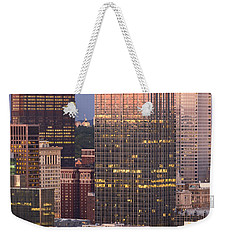 Pittsburgh 19  Weekender Tote Bag by Emmanuel Panagiotakis