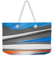 Weekender Tote Bag featuring the digital art Pittura Digital by Sheila Mcdonald