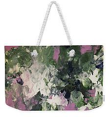 Pixie Flowers Weekender Tote Bag