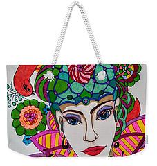 Pixie Girl Weekender Tote Bag