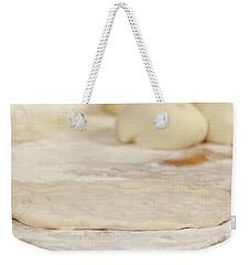Pizza Beginnings Weekender Tote Bag