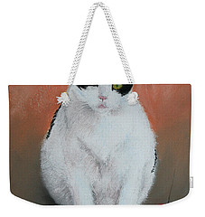 Pj And The Ball Weekender Tote Bag by Marna Edwards Flavell