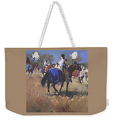 Place Of The Sun L. E. P. Weekender Tote Bag