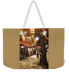 Place St Michel To Rue Saint-andre Des Arts Weekender Tote Bag