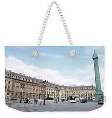 Place Vendome Weekender Tote Bag