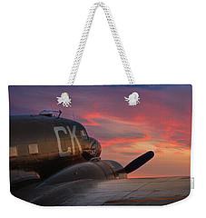 Plain Weekender Tote Bag