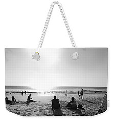 Summer Planet Weekender Tote Bag