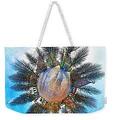 Planet Bourtange Weekender Tote Bag