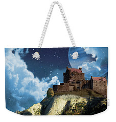 Planet Castle Weekender Tote Bag
