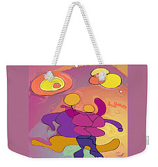 Planet Dancers Weekender Tote Bag