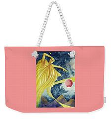 Planet  Dreaming Weekender Tote Bag