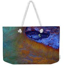 Planet Earth Weekender Tote Bag