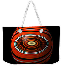 Planet Eye Weekender Tote Bag by Thibault Toussaint