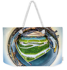 Planet Summerfest Weekender Tote Bag