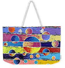 Planet System Weekender Tote Bag