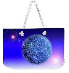 Planet Weekender Tote Bag