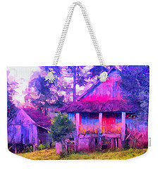 Plank Homes Weekender Tote Bag