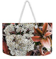 Plant Contrast 2 Weekender Tote Bag
