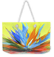 Weekender Tote Bag featuring the photograph Planta De Jardin by Alfonso Garcia