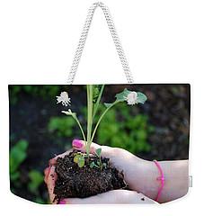 Planting Season Weekender Tote Bag