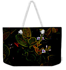 Plants In Abstract 19 Weekender Tote Bag