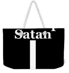 Play Dungeons And Dragons And Worship Satan Weekender Tote Bag