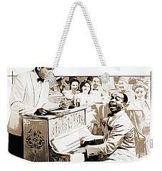 Play It Sam Weekender Tote Bag