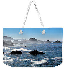 Weekender Tote Bag featuring the photograph Play Misty For Me by Susan Rissi Tregoning
