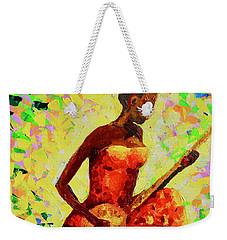 Play The Music Weekender Tote Bag