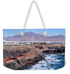 Playa Blanca - Lanzarote Weekender Tote Bag
