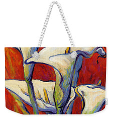 Playful Calas 2 Weekender Tote Bag