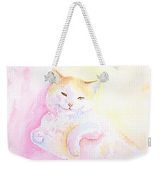 Playful Cat I Weekender Tote Bag