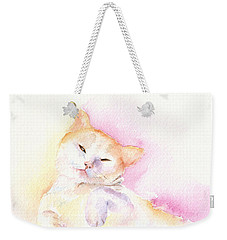 Playful Cat II Weekender Tote Bag