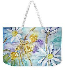 Playfulness Weekender Tote Bag by Jasna Dragun