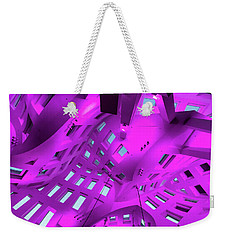 Playground For The Mind Weekender Tote Bag