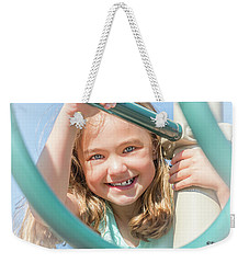 Playground Fun Weekender Tote Bag