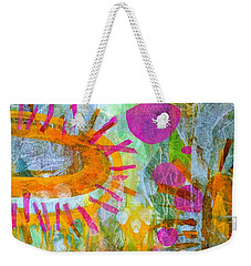 Playground In The Sea Weekender Tote Bag