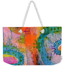 Playground In The Sea II Weekender Tote Bag